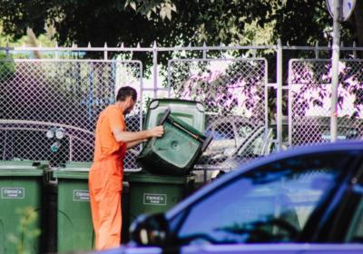 Obavijest o ljetnom planu pražnjenja kanti za otpad